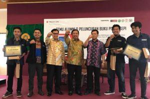 Kang Hero Hadiri Peluncuran Buku Problematika Pertanian Rakyat Indonesia Dalam Kacamata POPMASEPI