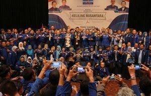 Kang Hero Ikuti Temu kader Partai Demokrat se-Jawa Barat di Cirebon