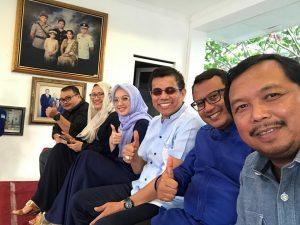 Kang Hero Buka Puasa bersama DPC, DPAC, dan Ranting Partai Demokrat se Kab. Bogor