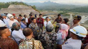 Bendungan Kuningan Akan Menjadi Sumber Air dan Pembangkit Listrik