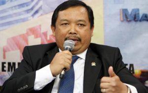 Respons Herman Khaeron Terkait Kasus Dugaan Beras Oplosan