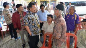 Warga Desa Kawungsari Curhat Ke Anggota Komisi IV DPR RI