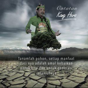#Catatan Kang Hero Kebaikan dari Generasi ke Generasi
