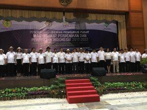 Pengukuhan Dewan Pengurus Pusat Masyarakat Perbenihan dan Perbibitan Indonesia (MPPI)