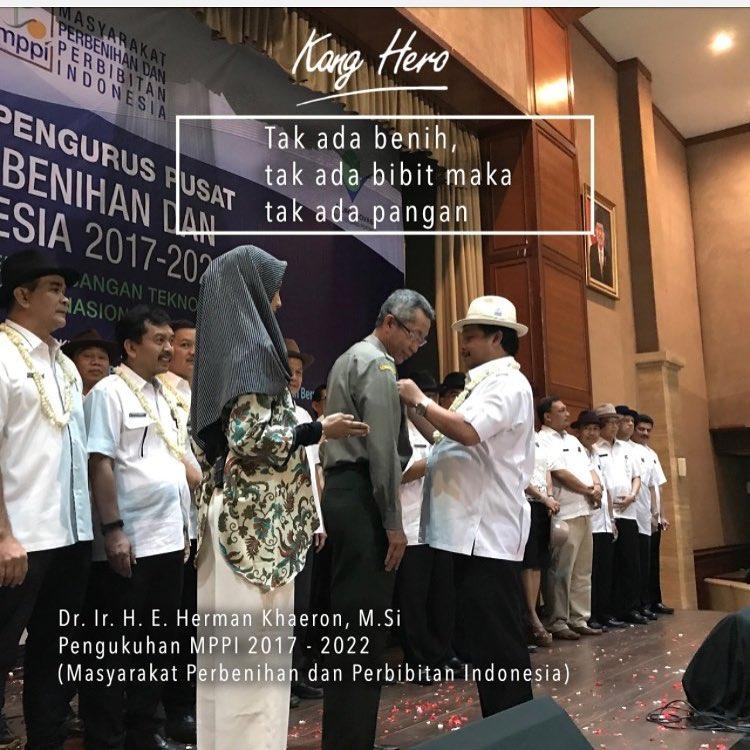 Pengukuhan MPPI 2017