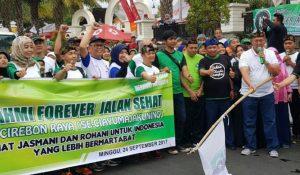 Herman Khaeron Pada KAHMI Forever: Generasi Kuat Harus Ditunjang Kesehatan Rohani dan Jasmani