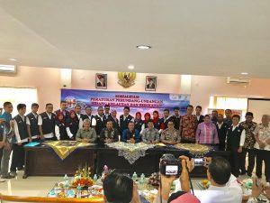Pengukuhan Dewan Pimpinan Daerah Ikatan Penyuluh Perikanan Indonesia (IPKANI) Provinsi Sumatera Barat