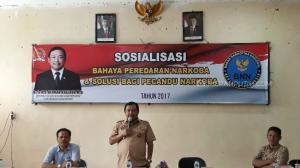 Sosialisasi Peredaran Narkoba dan Solusi Bagi Pecandu Narkoba di Kota Cirebon