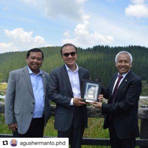 Dubes RI di Selandia Baru Dukung Pendirian Pusat Geothermal Excellent di Indonesia