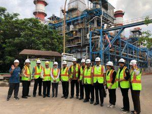 [Gallery] Kunjungan Kerja Komisi VII DPR ke PLTGU Tambak Lorok Semarang