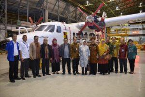 Herman Khaeron Dorong Proyek Pesawat Perintis N219 Jadi Industri Strategis