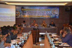 Komisi VII Terima Laporan PT. PIM Tidak Beroperasi Normal
