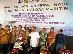 Uji Terap Litbang Energy dan Maritim di PPI Kejawanan Cirebon