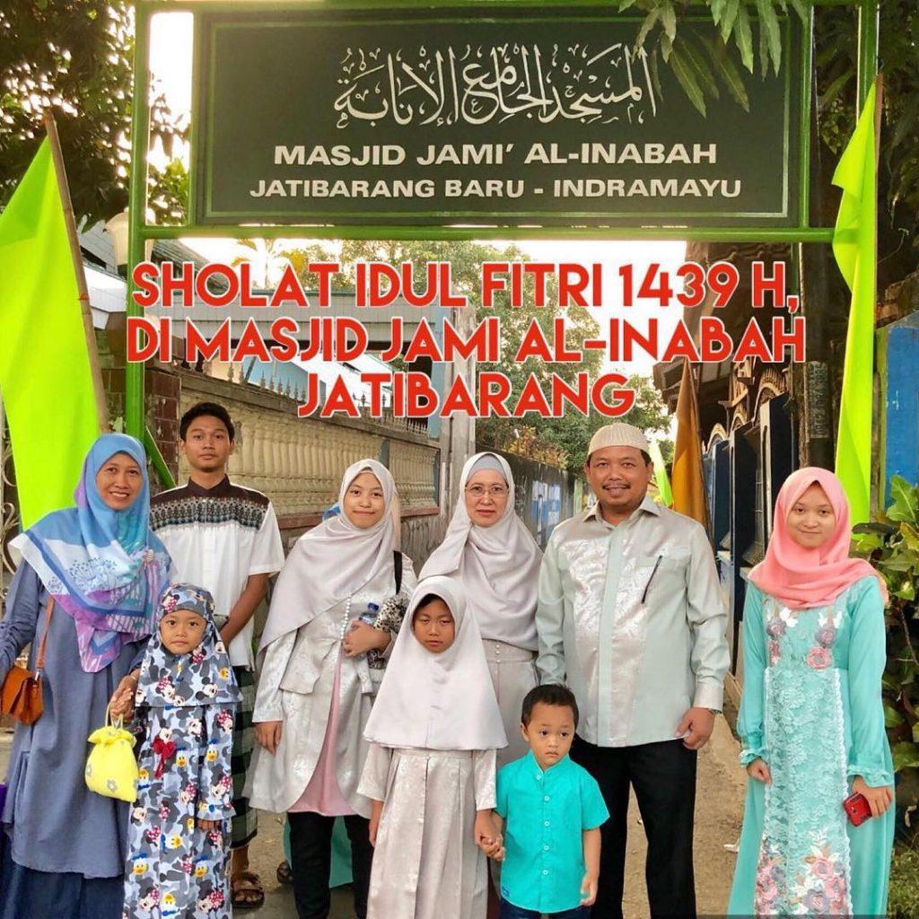 [Gallery] Kang Hero Rayakan Idul Fitri Bersama Keluarga