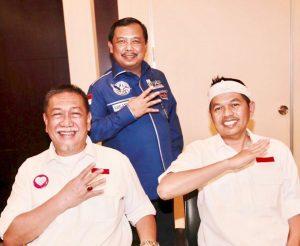 Kang Hero Pilih Pasangan Nomor 4 Untuk Jawa Barat