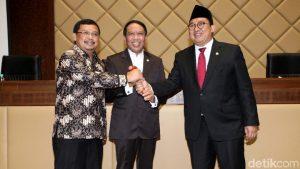 Herman Khaeron Jadi Pimpinan Baru Komisi II DPR
