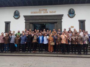 Kunjungi Jawa Barat, Wakil Ketua Komisi II DPR RI Herman Khaeron Pantau Persiapan Pemilu Tahun 2019