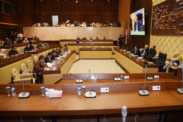 Komisi II Akan Panggil Dewan Kawasan Batam
