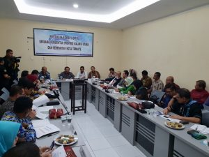 Kegiatan Herman Khaeron Pada Reses Masa Persidangan III Tahun Sidang 2018 2019 di Maluku Utara