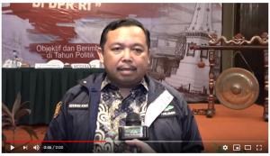 [Video] DPR Apresiasi Dan Dukung Penguatan TVR Parlemen