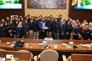 Herman Khaeron Terima Audiensi Mahasiswa UNPAD