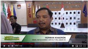 [Video] Komisi II DPR RI Minta Evaluasi Pileg Dan Pilpres 2019