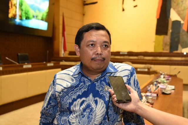 Herman Khaeron: Anggaran Kementerian ATR Perlu Perhatian Khusus