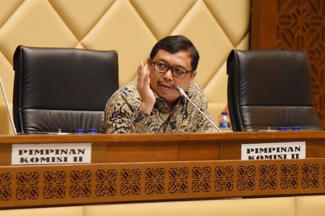 Komisi II Akan Dalami Masalah Perlindungan Data Pribadi