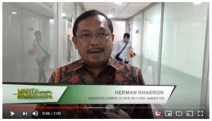 [Video] Komisi VI DPR RI Dorong Daya Saing Komoditas Nasional
