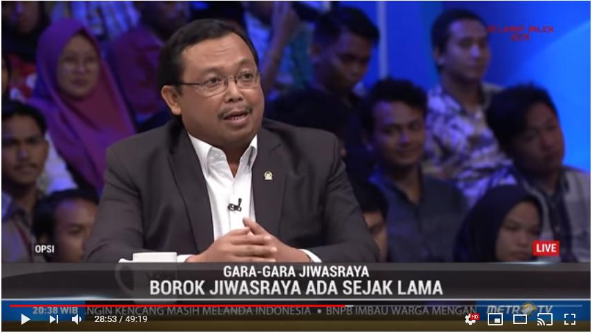[Video] Herman Khaeron Pada Acara OPSI - Gara Gara Jiwasraya - MetroTV News