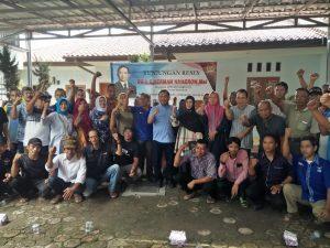 Herman Khaeron Serap Aspirasi di Indramayu