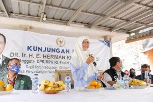 Masyarakat Panyindangan Wetan Siap Pilih Paslon Nomor Urut 1 Sholawat