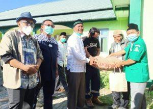 Paslon Sholawat Bantu Pembangunan Kantor Ansor Indramayu