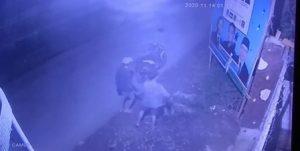 Pelaku Pengrusakan Baliho Sholawat Terekam CCTV